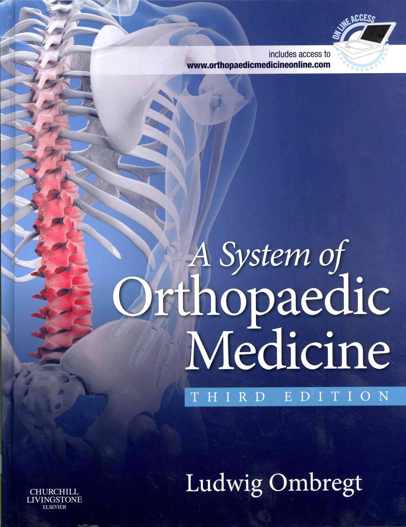 A System of Orthopaedic Medicine By Ombregt, Ludwig